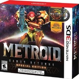 Metroid: Samus Returns -- Special Edition (Nintendo 3DS)